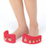 Toe Stretchers to help stretch and strengthen a dancer's feet