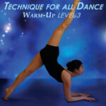 Paula Morgan Level 3 Warm-Up DVD