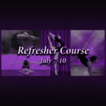 Certification Refresher July 7-10 2016