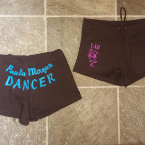Paula Morgan Dance Shorts