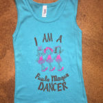 Paula Morgan Dance Tank